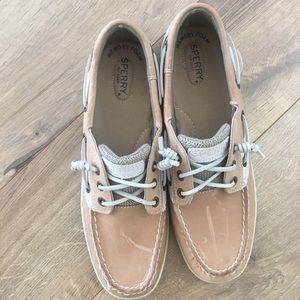 New SPERRY Women's AngelFish Boat Slide on shoes